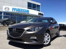 Mazda3 GX | CAMÉRA DE RECUL | TRÈS BAS KILO 2016