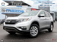 2015 Honda CR-V EX-L! $86/WK TX IN! AWD! LEATHER! ROOF! LOADED!
