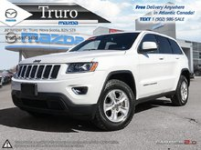 2014 Jeep Grand Cherokee Laredo 4X4! SUPER LOW KM'S! PADDLE SHIFTERS!