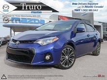 2014 Toyota Corolla $62/WK TAX IN! S MODEL! AUTO! ALLOYS! NEW TIRES!