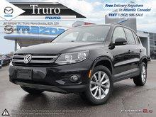 2017 Volkswagen Tiguan WOLFSBURG! $99/WK TX IN! AWD! LEATHER! BACKUP CAM!