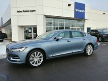 2017 Volvo S90 T6 Inscription-0%Financement Disponible!