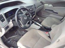 2012 Honda Civic EX+TOIT+CRUISE+GROUPE ELECTRIQUE