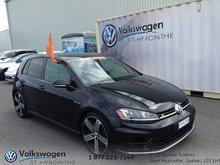 Volkswagen Golf R GOLF R+MANUELLE+CUIR+292 HP+4MOTION 2016