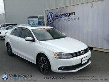 Volkswagen Jetta Sedan **TDI**HIGHLINE+CUIR+BLUETOOTH 2014