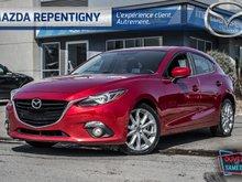 Mazda Mazda3 Sport GT-SKY Luxury, Cuir Bose Gps 2014