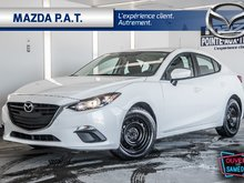 2016 Mazda Mazda3 GX ** CAMERA RECUL BLUETOOTH **