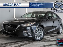 2016 Mazda Mazda3 GS ** NAVIGATION CAMERA RECULE **