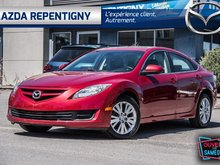 2009 Mazda Mazda6 GS-I4 toit ouvrant