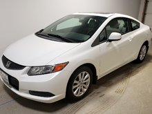 2012 Honda Civic EX Warranty - Just arrived