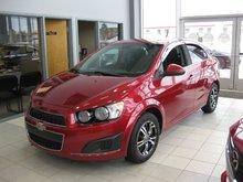 Chevrolet Sonic LT MAGS 8 ROUE DEMARREUR 2013