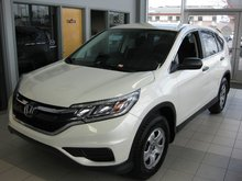 Honda CR-V LX FWD CAMERA DEMARREUR 2016