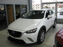 Mazda CX-3 GS AWD TOIT CAMERA CUIR 2016