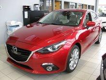 2014 Mazda Mazda3 GT CUIR BLANC TOIT MAGS NAVIGATION