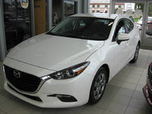 Mazda Mazda3 GX GROUPE  NAVIGATION CAMERA A/C 2017