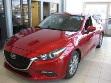 2017 Mazda Mazda3 GS navigation demarreur mags camara