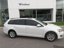2015 Volkswagen Golf Sportwagon 1.8T Trendline at w/Tip