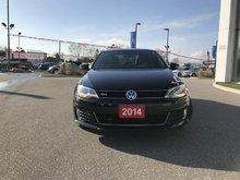 2014 Volkswagen Jetta GLI 2.0T 6sp DSG w/Tip