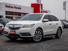 2014 Acura MDX TECH|SERVICE HISTORY ON FILE