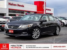 2014 Honda Accord TOURING|SERVICE HISTORY ON FILE