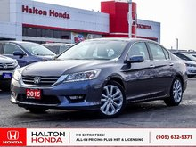 2015 Honda Accord TOURING|SERVICE HISTORY ON FILE