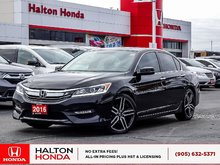 2016 Honda Accord SPORT|SERVICE HISTORY ON FILE|NO ACCIDENTS