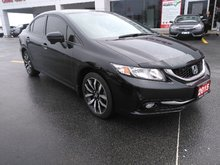 2015 Honda Civic Sedan Touring