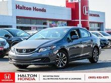 2015 Honda Civic EX|SERVICE HISTORY ON FILE