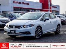 2015 Honda Civic EX|NO ACCIDENTS