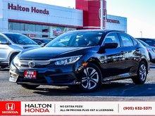2016 Honda Civic LX|NO ACCIDENTS