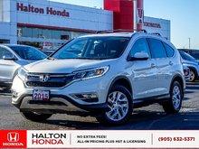 2015 Honda CR-V EXL|SERVICE HISTORY ON FILE|ACCIDENT FREE