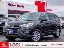 2015 Honda CR-V EX|ONE OWNER|SERVICE HISTORY ON FILE