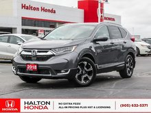 2018 Honda CR-V TOUR|SERVICE HISTORY ON FILE|NO ACCIDENTS