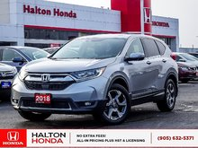 2018 Honda CR-V EXL|SERVICE HISTORY ON FILE