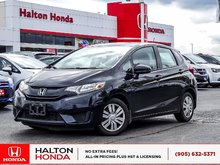 2015 Honda Fit LX|SERVICE HISTORY ON FILE|ACCIDENT FREE