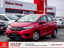 2015 Honda Fit LX|NO ACCIDENTS|ONE OWNER