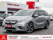 2018 Honda Odyssey TOUR|SERVICE HISTORY ON FILE|NO ACCIDENTS