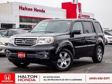 2015 Honda Pilot TOURING|SERVICE HISTORY ON FILE|ACCIDENT FREE