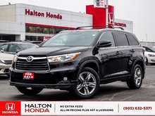 2016 Toyota Highlander LIMITED|NO ACCIDENTS