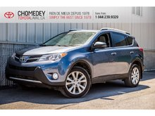 2013 Toyota RAV4 LIMITED CUIR TOIT MAGS Limited (A6)