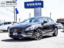 2015 Volvo S60 T6 AWD A Platinum