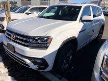 2019 Volkswagen Atlas EXECL 3.6L V6 276HP 8SP AUTO TIPTRONIC 4MO