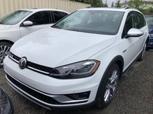 2019 Volkswagen GOLF ALLTRACK Execline 4Motion 6spd w/ Driver Assist