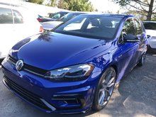 2019 Volkswagen Golf R 2.0TSI 288HP 6SP MANUAL 4MOTION