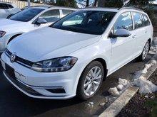 2019 Volkswagen Golf wagon Highloine 4Motion Auto w/ Drivers Assist Pkg.
