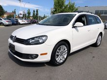2011 Volkswagen Golf wagon Highline Auto