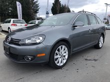 2014 Volkswagen Golf wagon Highline Auto w/ Navigation
