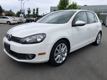 2012 Volkswagen Golf Highline Auto w/ Navigation Pkg.