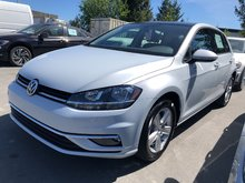 2019 Volkswagen Golf Highline Auto w/ Drivers Assistance Pkg.