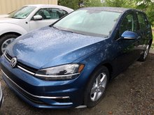 2019 Volkswagen Golf Highline 6spd w/ Driver Assistance Pkg.